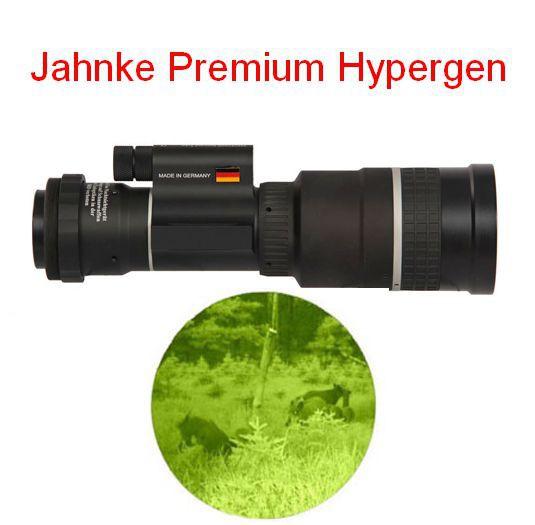 Angebot des Monats: Jahnke Vorsatz-Nachtsichtgerät DJ-8 NSV Premium mit Staubeinschlüssen und 36 Monaten Garantie